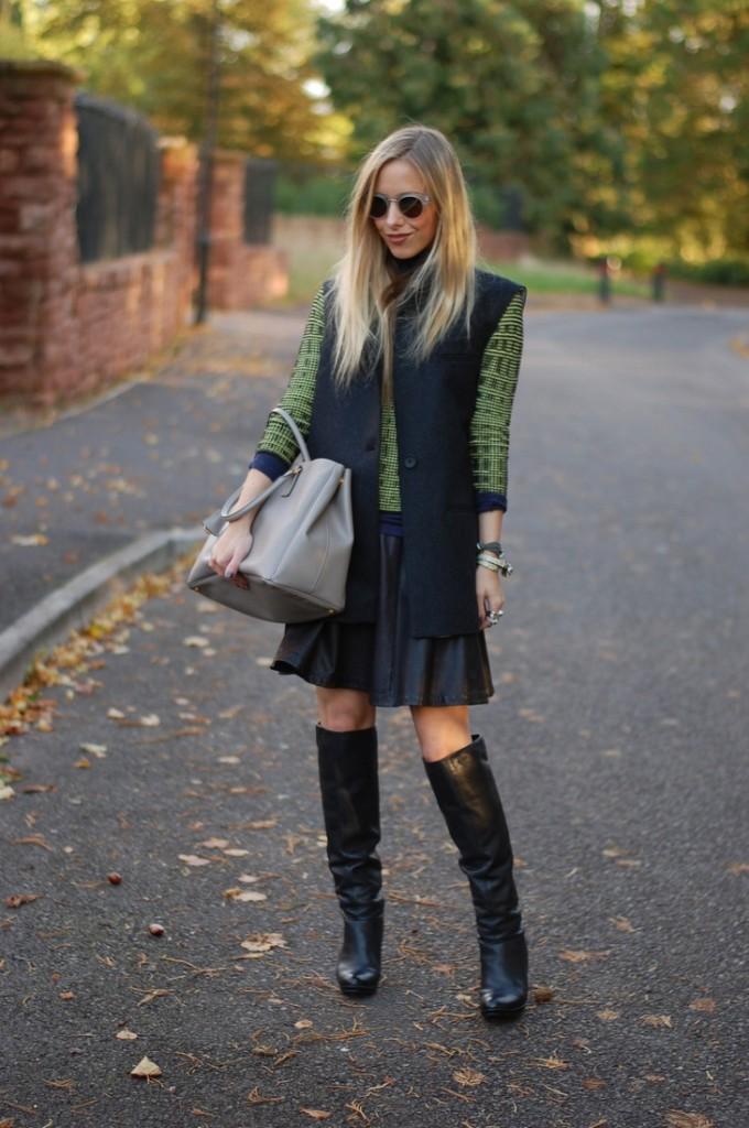 Trend alert: Over Knee Boots You Can Actually Wear
