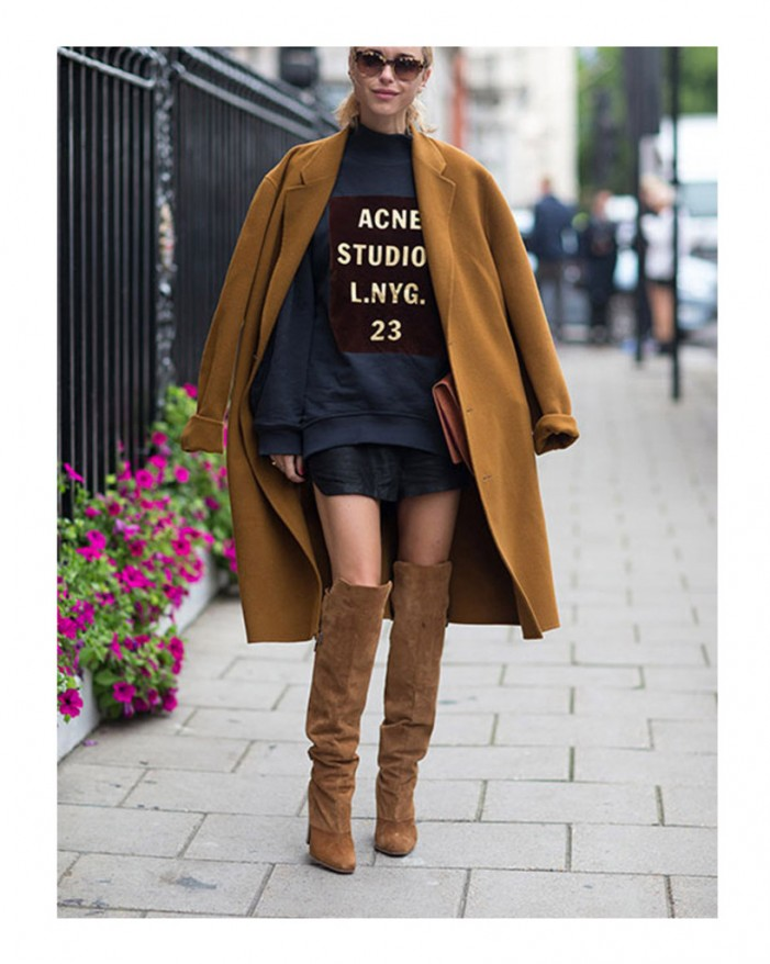Trend alert: Over Knee Boots You Can Actually Wear 2021