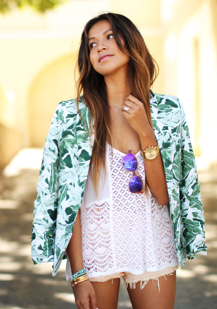 Palm Tree Prints Inspirational Street Style Guide 2020