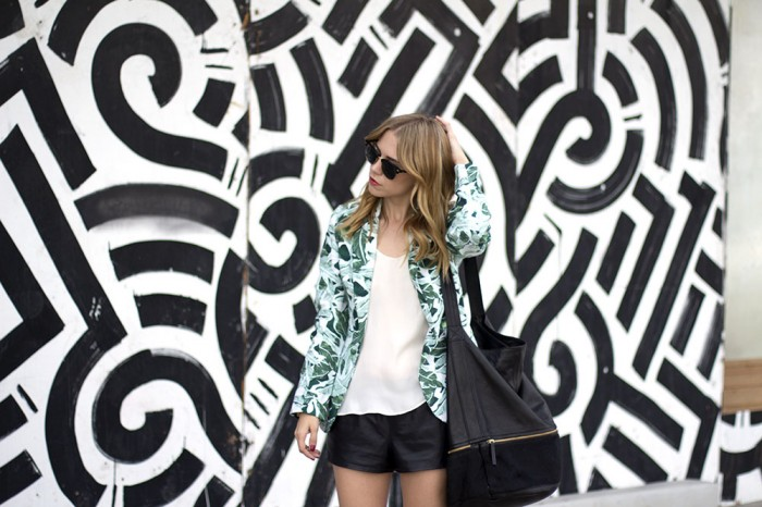 Palm Tree Prints Inspirational Street Style Guide