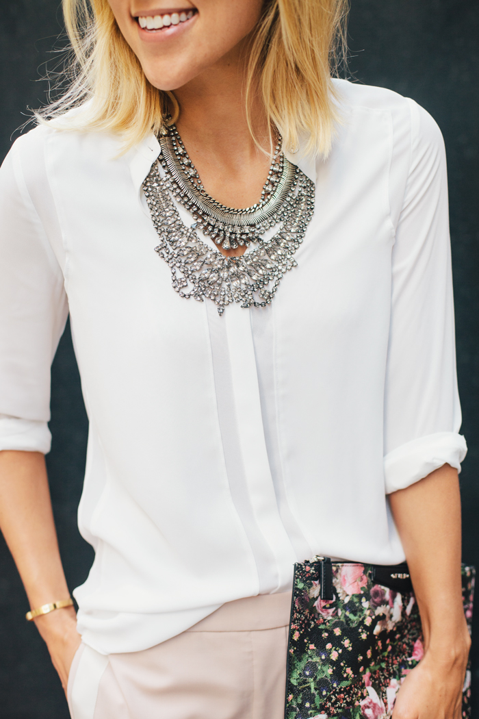 6 Silver Statement Necklaces To Wear This Year