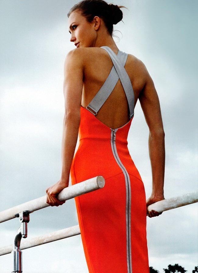 Sporty Dresses with an Athletic Twist For Day and Evening Wear 2019