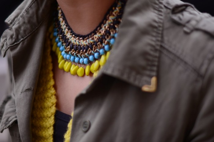 Statement Necklaces That Are Here To Stay