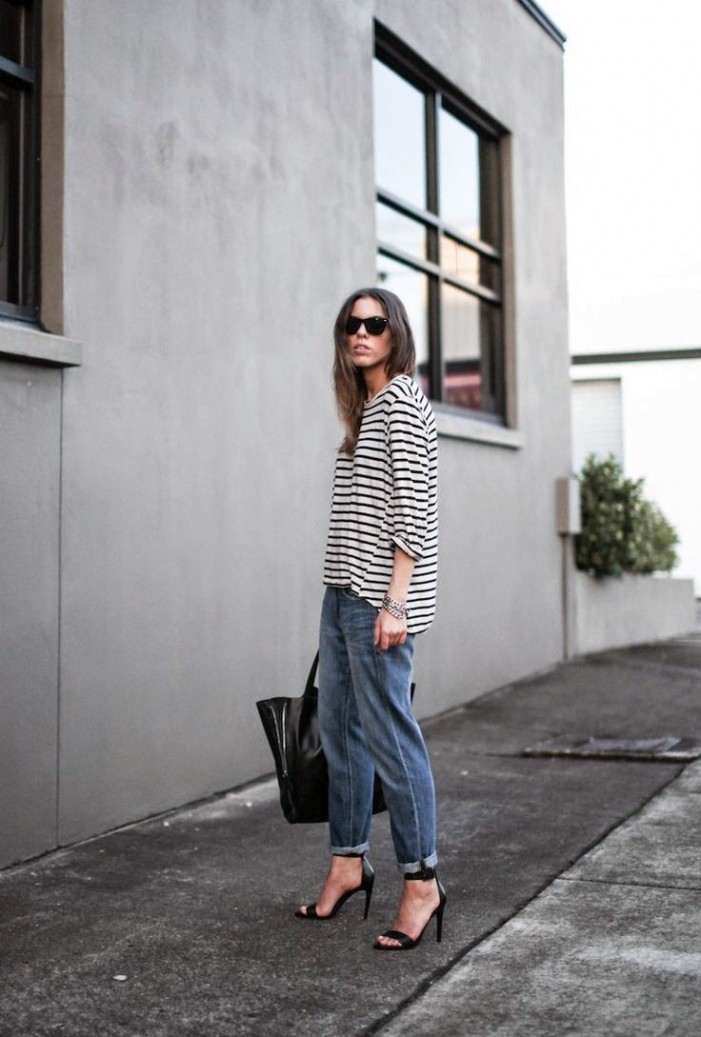Striped Shirts For Women: 1 Piece, 9 Ways To Wear 2021