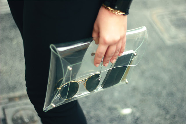 Translucent Clutches: Find Your New Favorite Accessory 2020