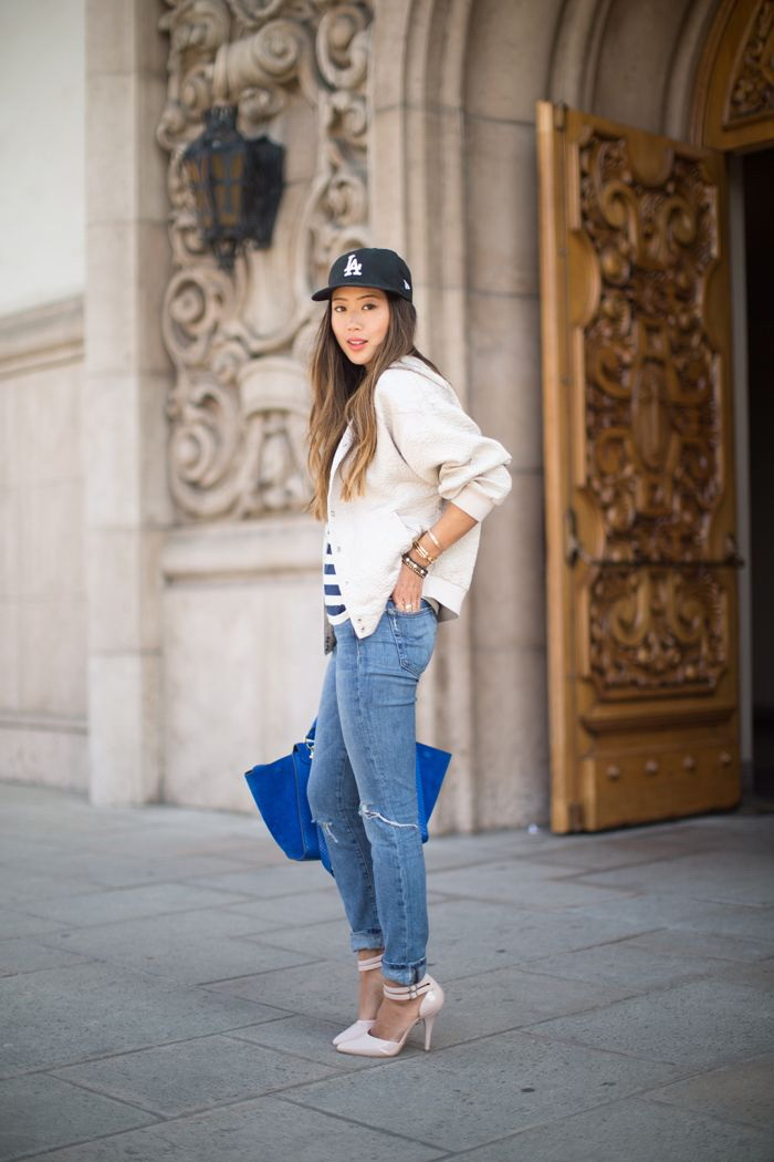 Varsity Jackets to Get You Set for Fall