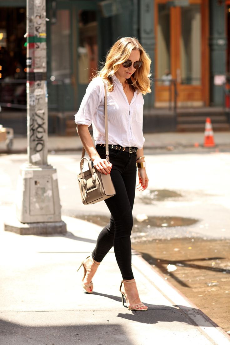 23c560247d99 20 Ways To Wear A White Button Down Shirt 2019