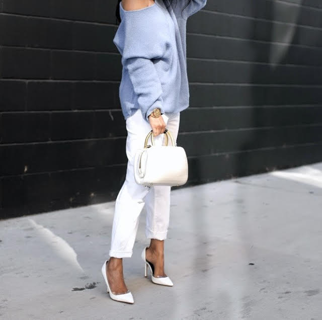 Trend Spotting: White Heels Are Here To Stay 2019