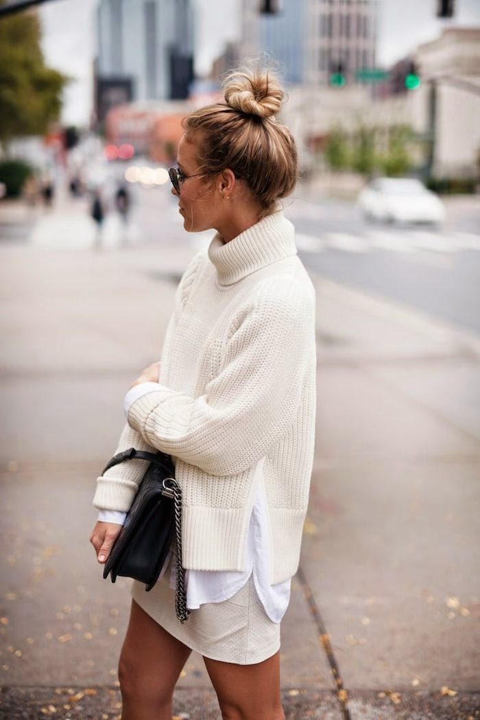 7 Must-Have White Knit Sweaters For Women 2020