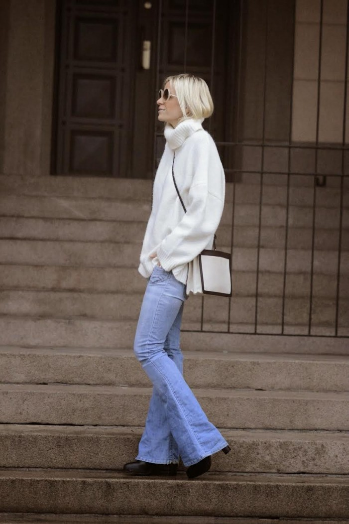 7 Must-Have White Knit Sweaters For Women