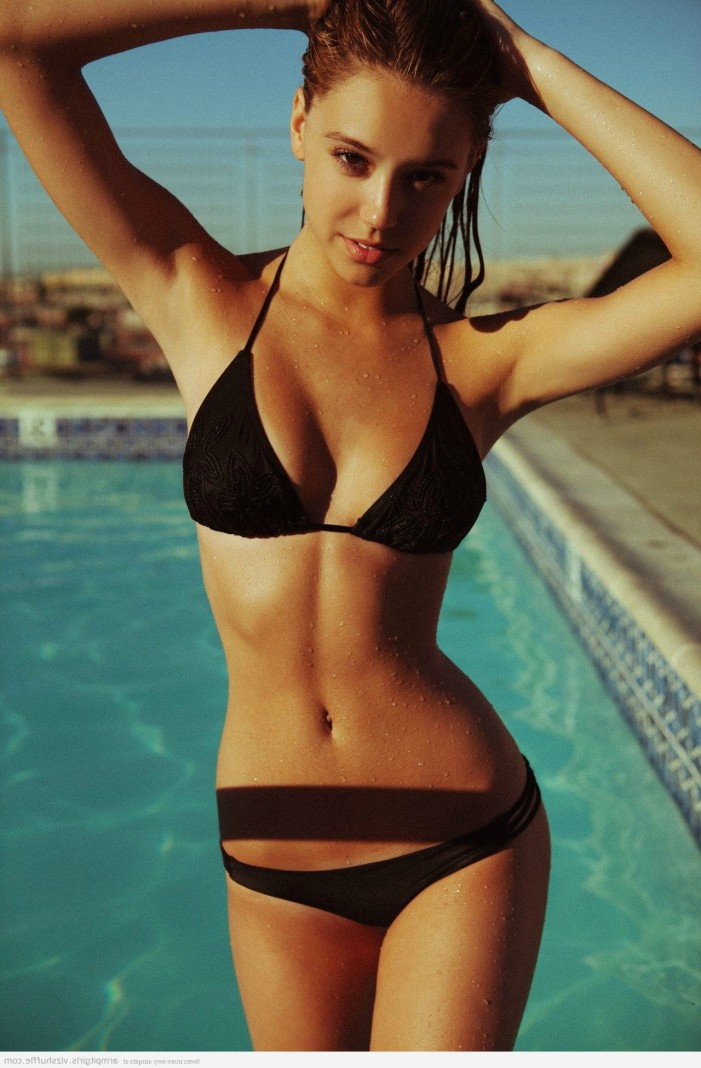 Black Swimwear That Is Hot, Sexy & Functional