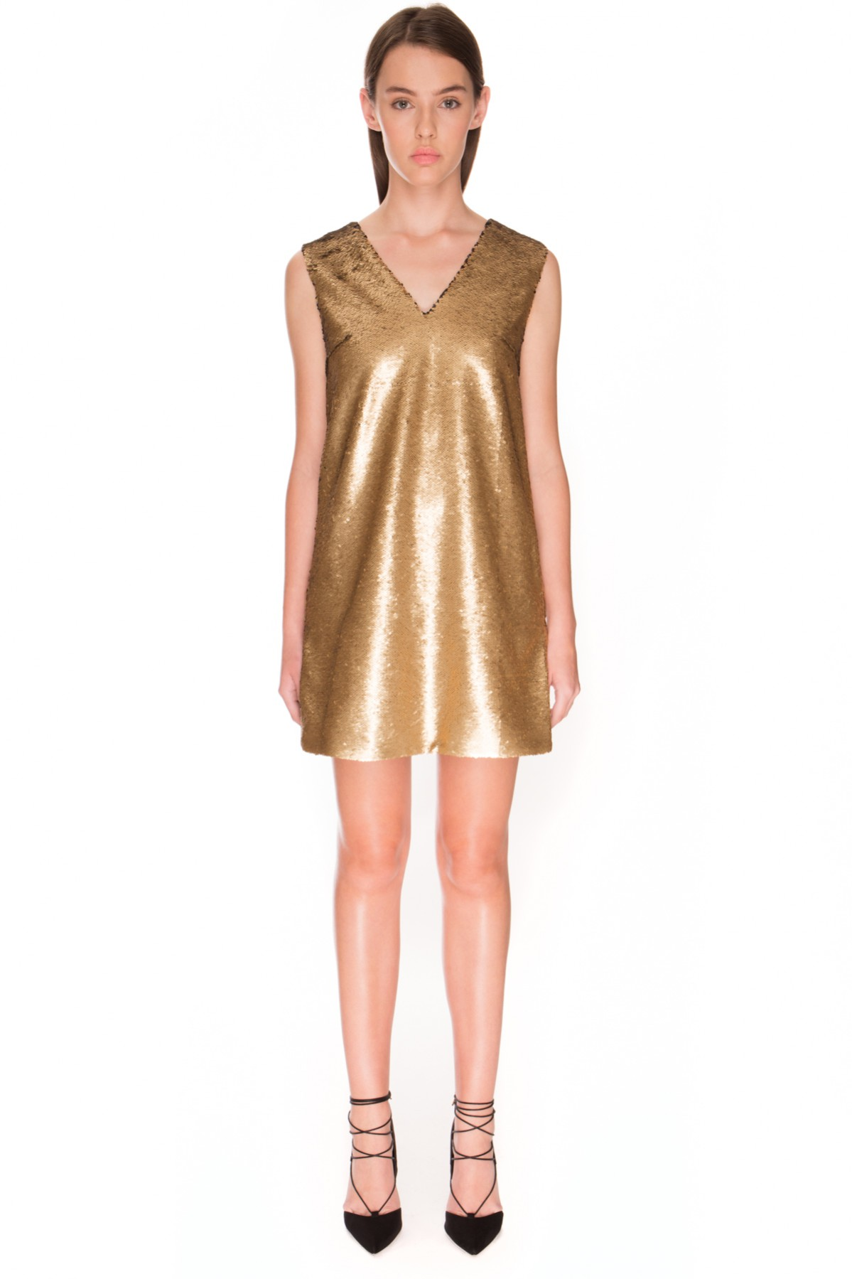 10 Best Gold Dresses For New Years Eve 2019 | Become Chic