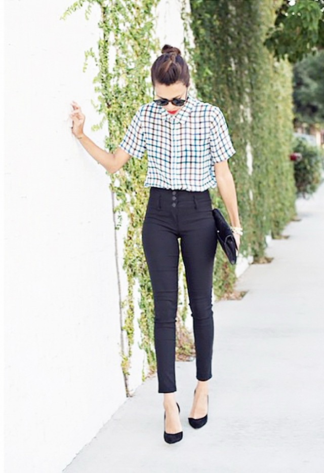 15 High-Waisted Skinny Jeans To Buy