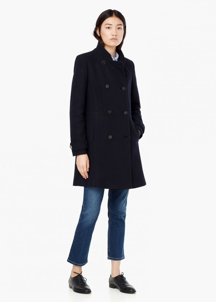 Classic Peacoats For Women 2020