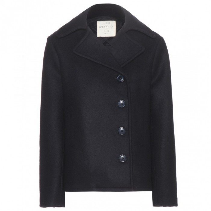 Classic Peacoats For Women 2021