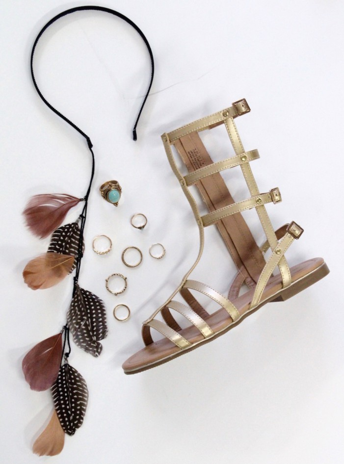 5 Bohemian Chic Shoes To Buy In Summer