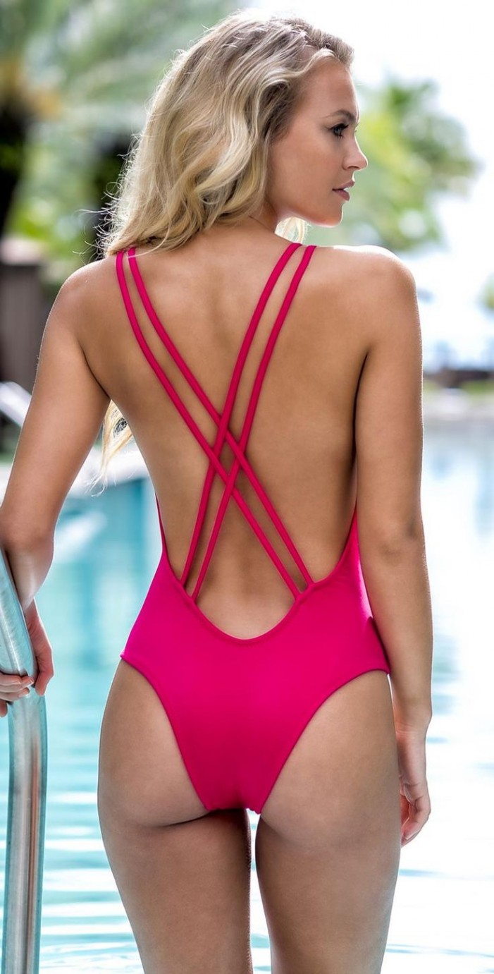 Bikinis and Swimsuits Officially On Trend This Year