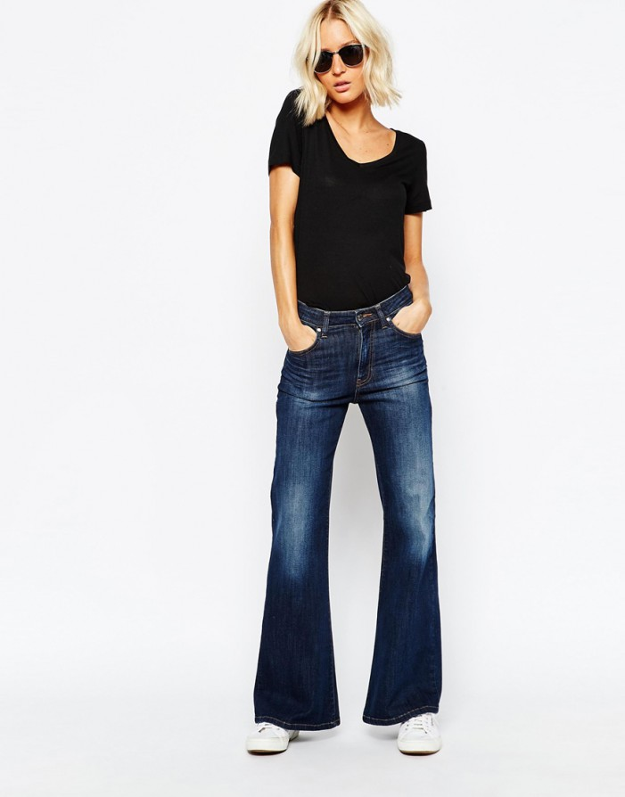 Coolest Women's Jeans Trends