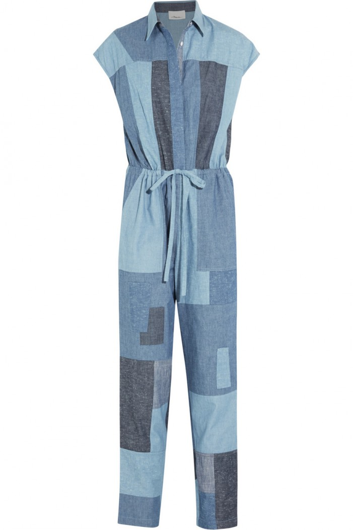 Denim Jumpsuits For Spring-Summer 2021