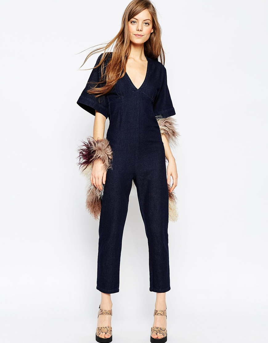e626888af556 Denim Jumpsuits For Spring-Summer 2019