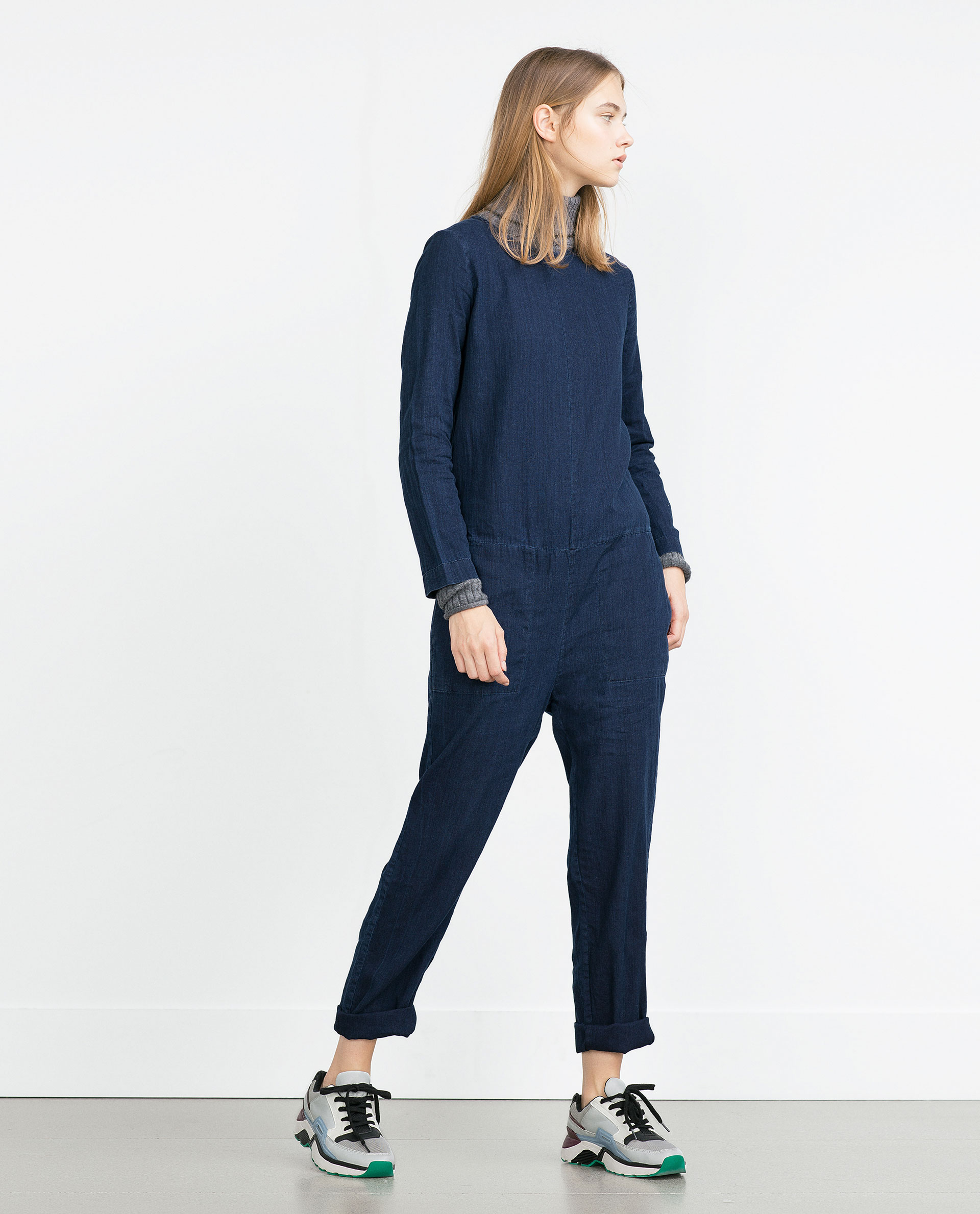 Denim Jumpsuits For Spring Summer 2019 Become Chic