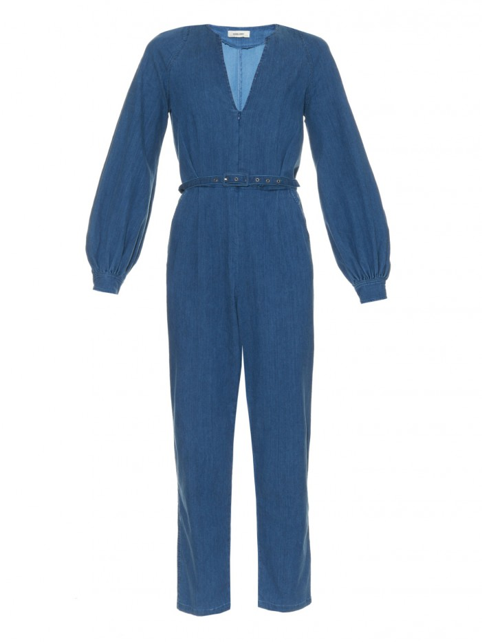 Denim Jumpsuits For Spring-Summer