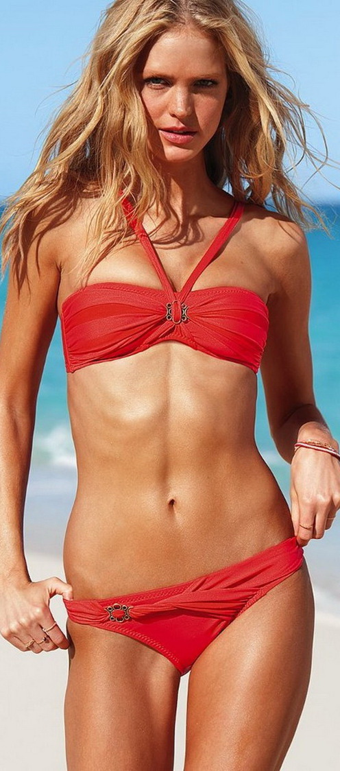 Erin Heatherton - Swimsuits and Bikinis