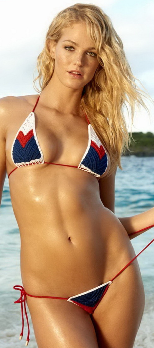 Erin Heatherton - Swimsuits and Bikinis 2019