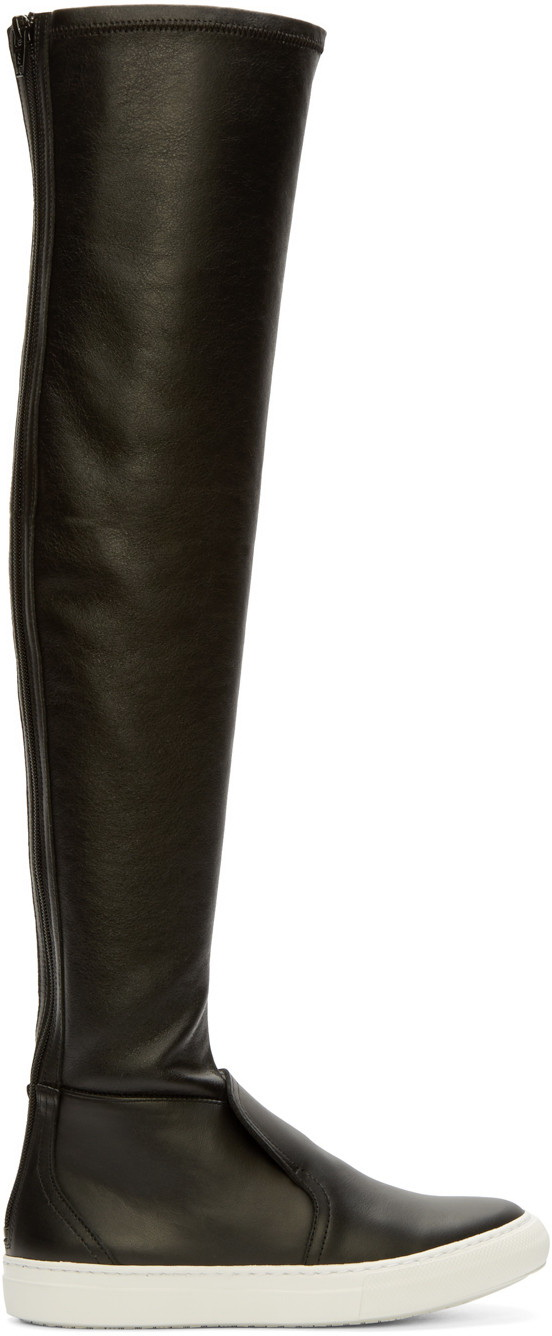 Flat Over-The-Knee Boots To Buy