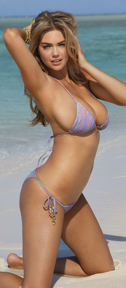 Kate upton will make u cum