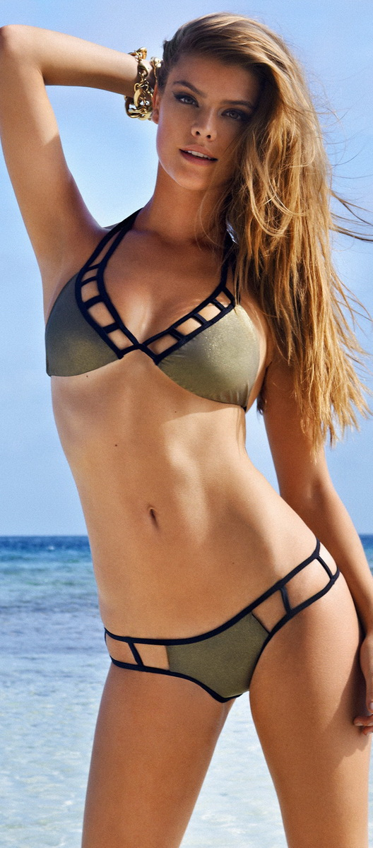 Nina Agdal - Swimsuits and Bikinis 2021