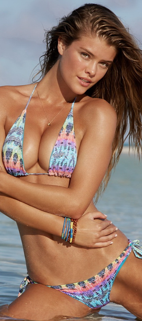 Nina Agdal - Swimsuits and Bikinis