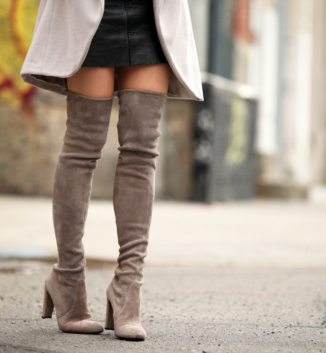 0800c80f9 Best Over the Knee Suede Boots To Try Now 2019 | Become Chic