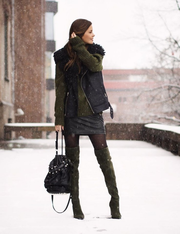 Best Over the Knee Suede Boots To Try Now