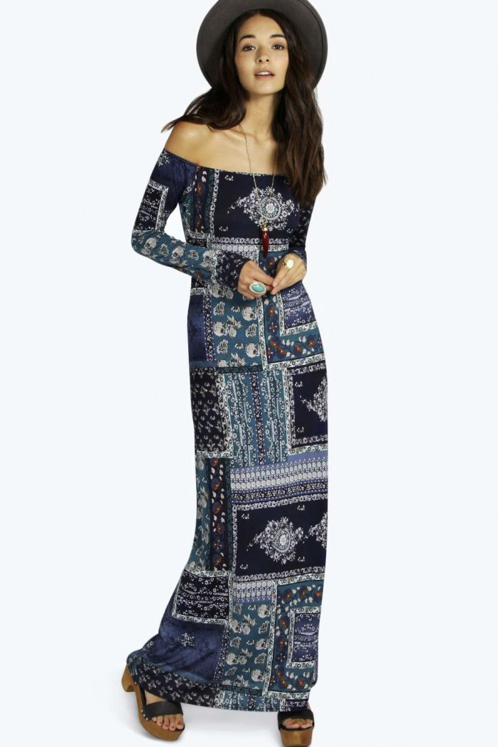 Patchwork Dresses To Buy 2019 Become Chic