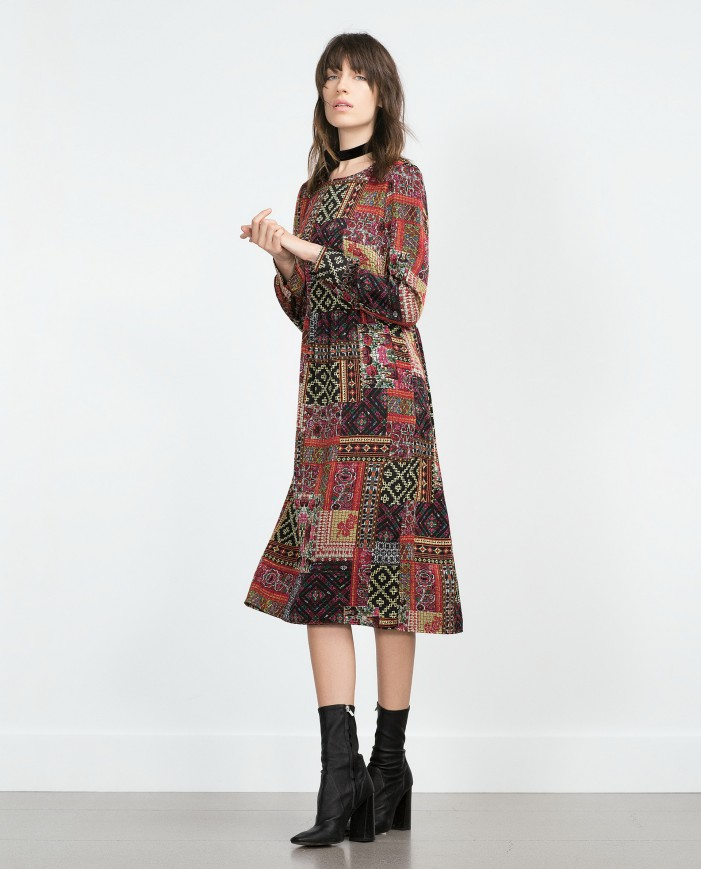 Patchwork Dresses To Buy 2021