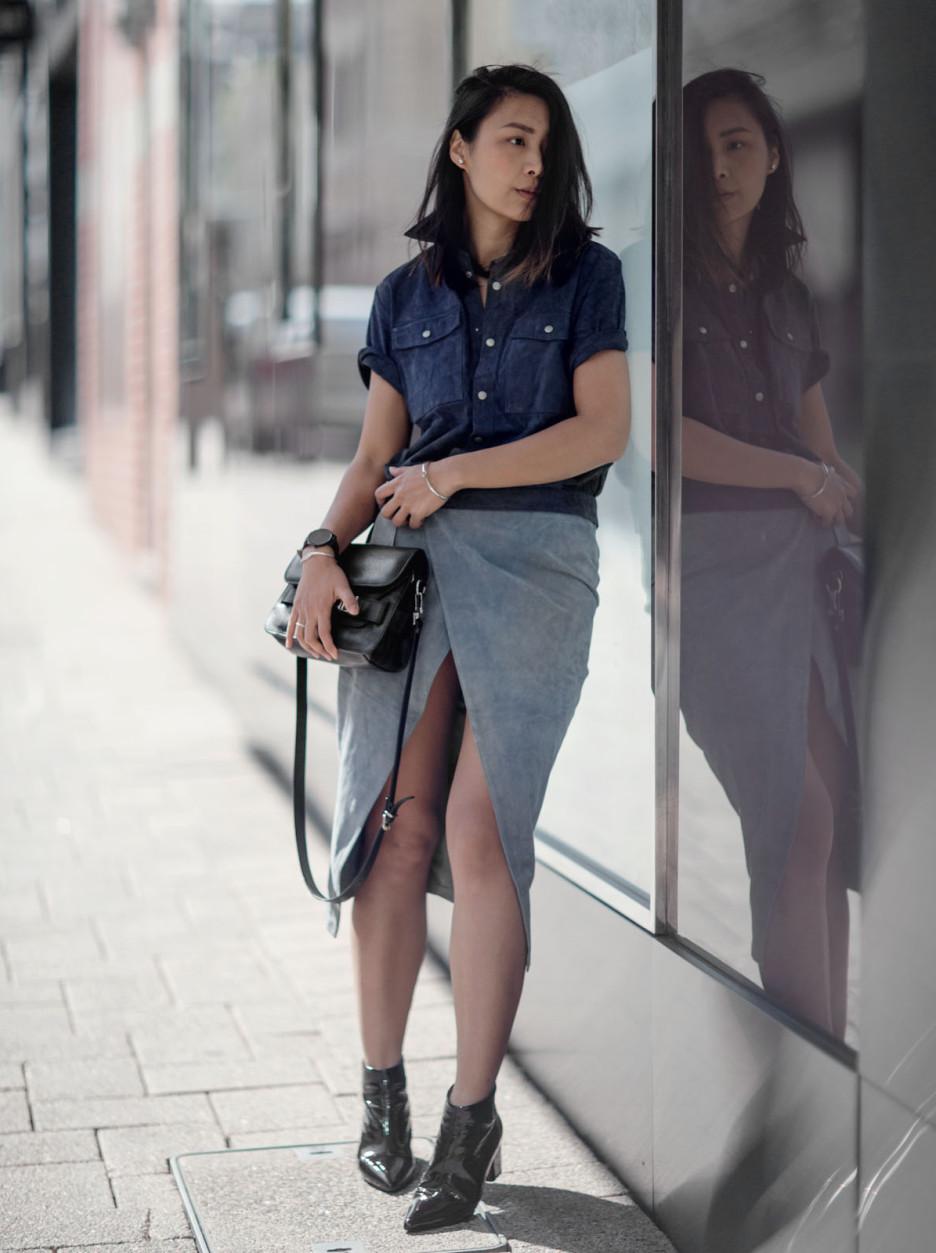Trends skirts mode fotos