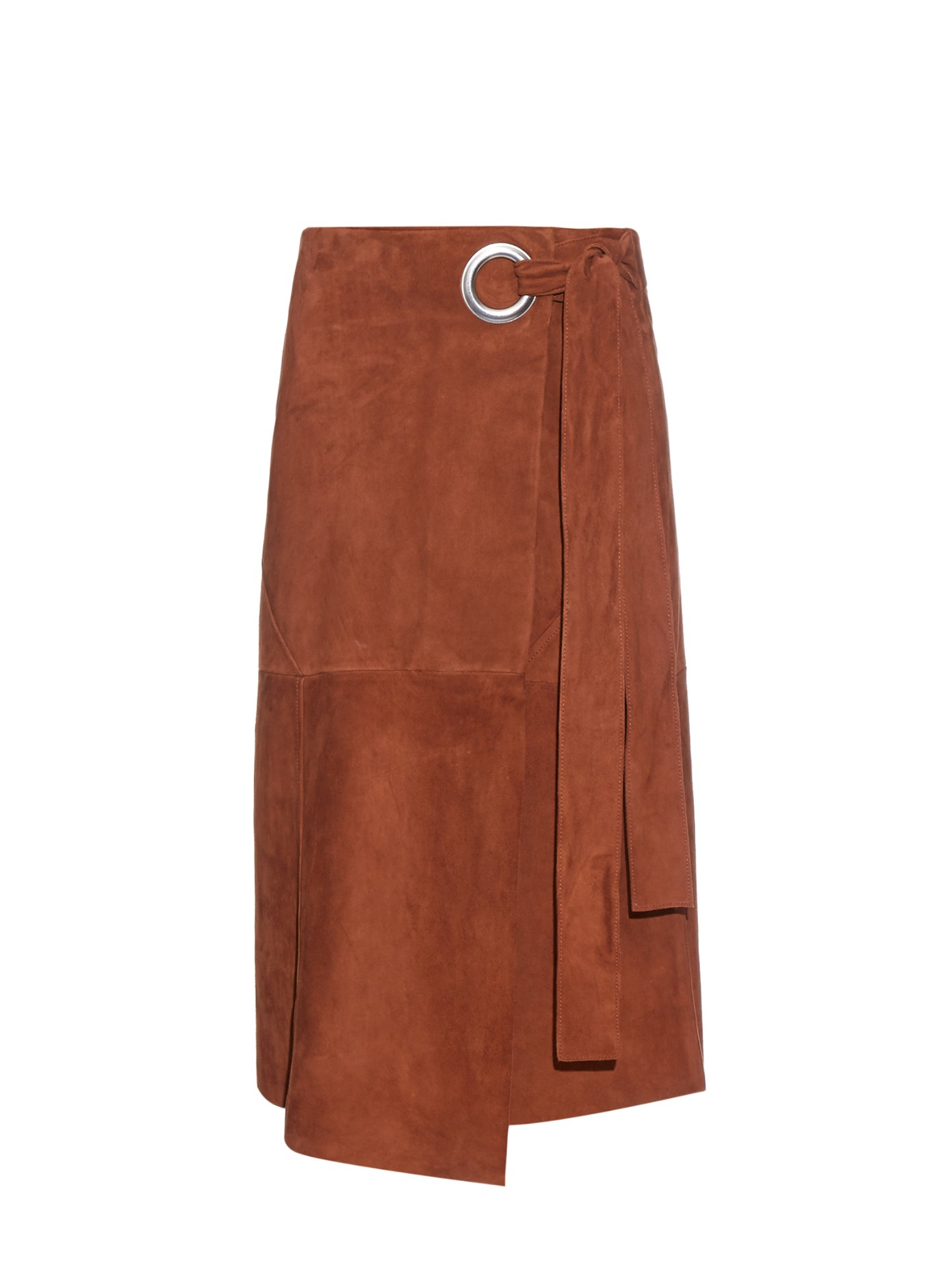 Suede Skirts Fall Fashion Trend 2018