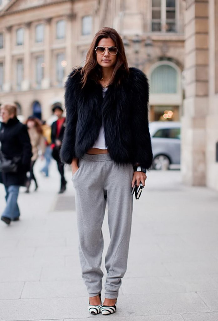 Best Ways How to Wear Sweatpants For Women 2021