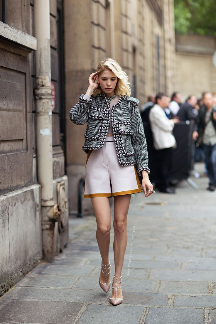 How To Wear Tweed Jackets During Cold Seasons 2019