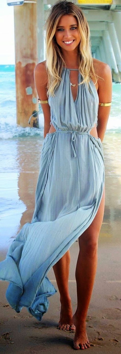 Awesome Beach Dresses For Summer 2018 Become Chic