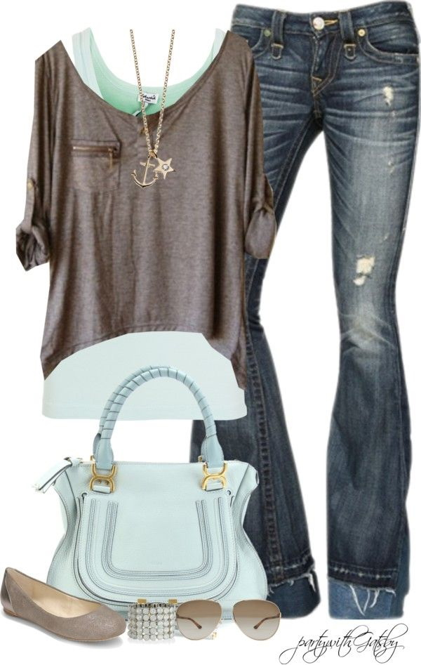 Best Denim Outfits For Women Over 40 2019 Become Chic