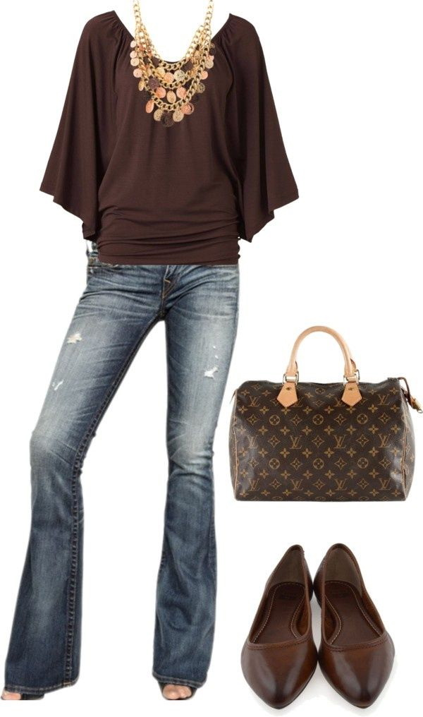 Best Denim Outfits for Women Over 40 2021
