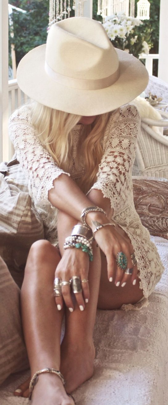 What Boho Pieces Are On Trend This Summer