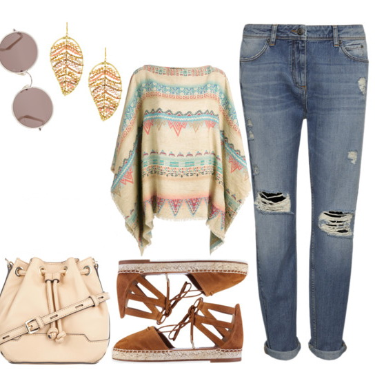 Boho Chic & Hipster Outfit Combinations