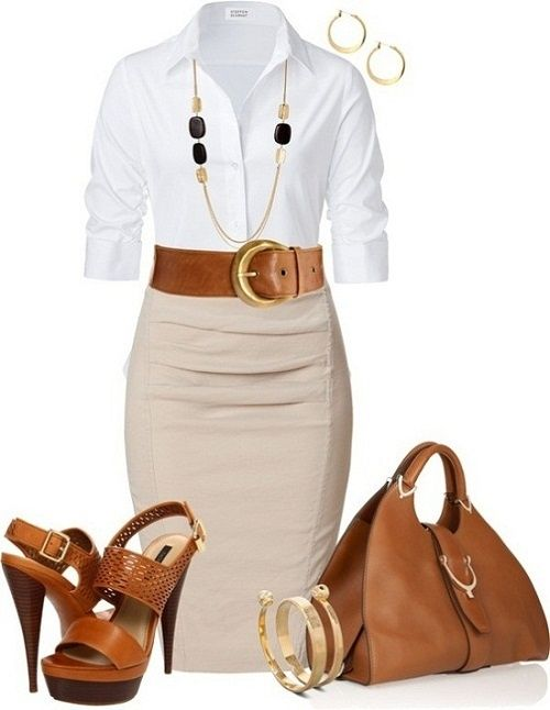 Casual Church Outfits For Women 2019
