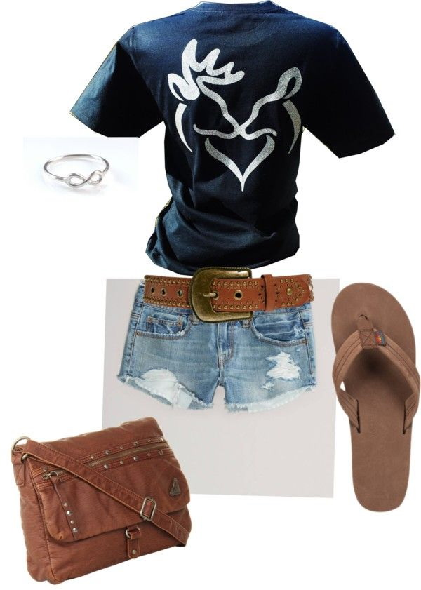 Polyvore Fashion: Casual Denim Outfits For Women