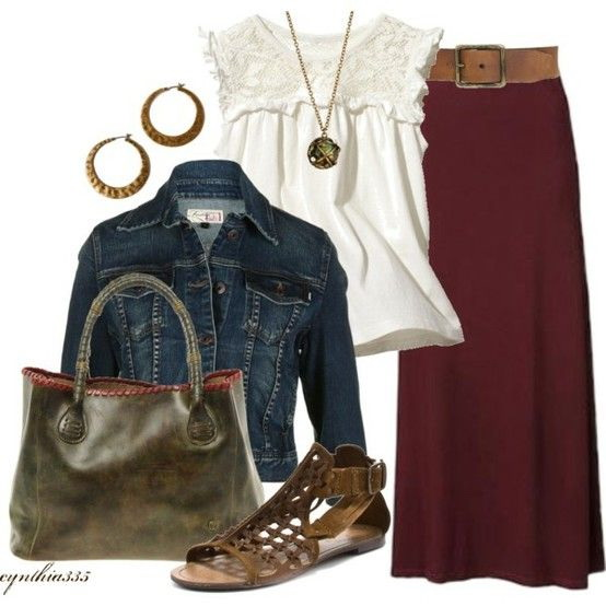 Casual Summer Fashion For Women Over 40 2021