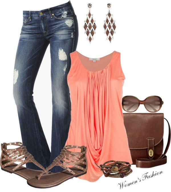 Casual Summer Fashion For Women Over 40 2020