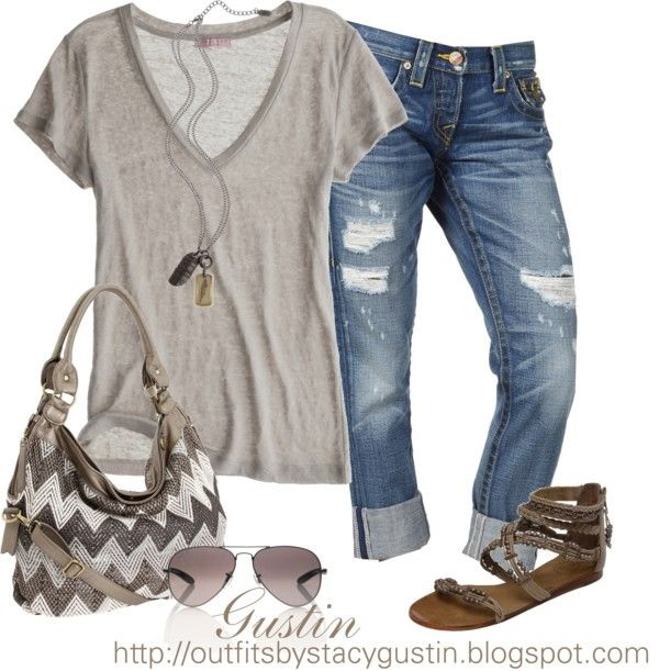 Casual Summer Fashion For Women Over 40 2019